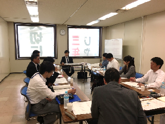 会議の様子