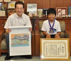 平成27年度かがやき松山大賞被表彰者